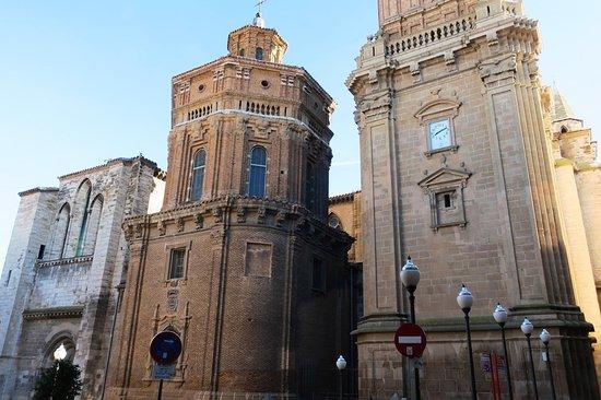 Catedral de Santa María de Tudela: fotografía de Catedral de Santa ...