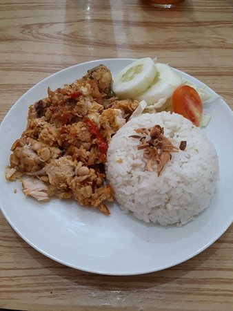 Nasi Goreng Jogja : goreng, jogja, Goreng, Ayam,, Indonesian, Fried, Special, Ingridients,, Chicken., Picture, Geprek, Yogyakarta, Region, Tripadvisor