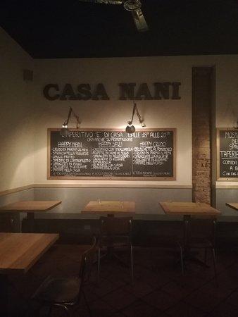 Ristorante Casa Nani in Brescia con cucina Cucina romana  GastroRankingit