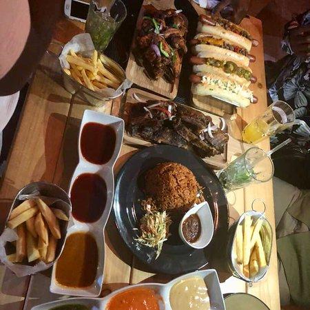 Poor service - Review of Potbelly Shack, Legon, Ghana - Tripadvisor