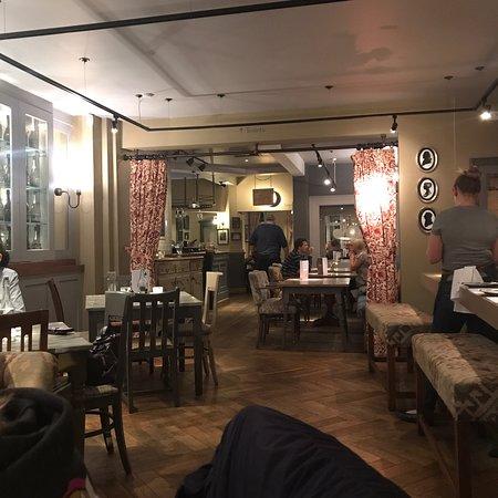Interior Picture Of The Priory Pub Kitchen Loughborough Tripadvisor