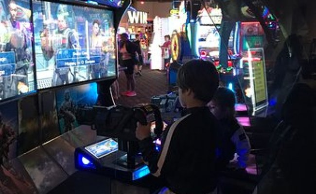 Dave Buster S Arcade Orlando 2019 All You Need To