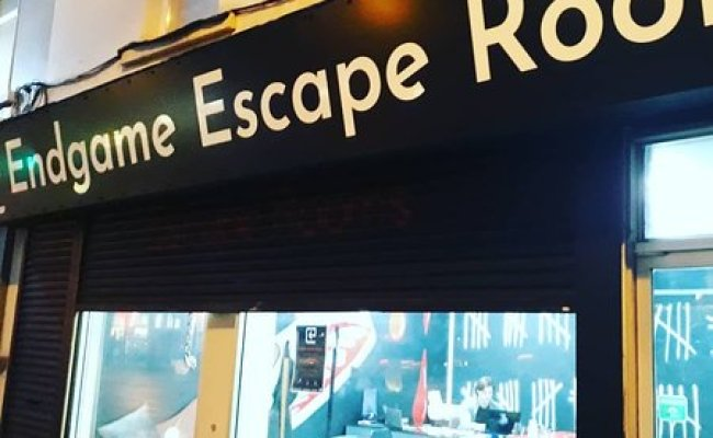 Endgame Escape Rooms Dublin 2019 All You Need To Know