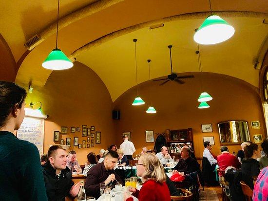 Restaurant Cafe Kor Budapest