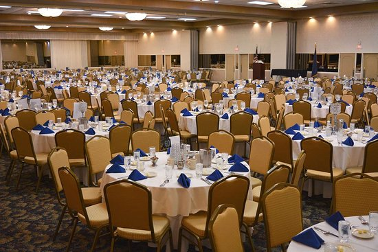 Presidential Ballroom Picture Of Clarion Hotel