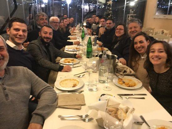 La Terrazza Restaurant Borgo San Pietro  Ristorante