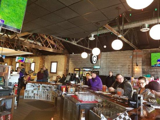 Garage Bar Bowl Waconia Ulasan Restoran Tripadvisor