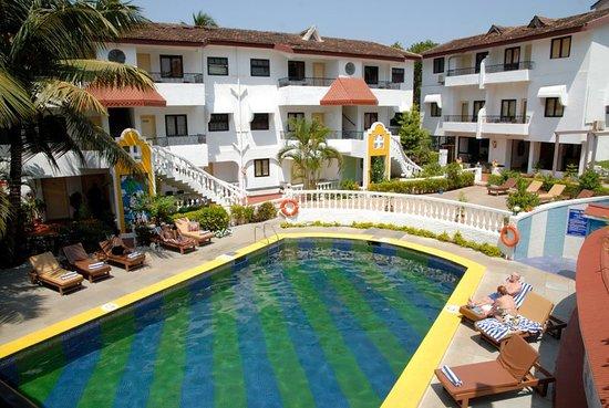 Goan Village Beach Resort Goa Candolim Resort Reviews