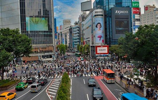 The 10 Closest Hotels To Shibuya Crossing Tripadvisor