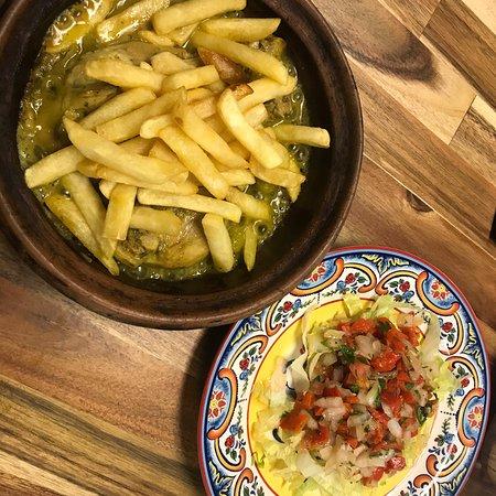 Marrakesh comida marroqu Bogot  Fotos Nmero de