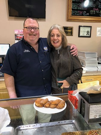 Cops Doughnuts Headquarters Clare Restaurant Reviews