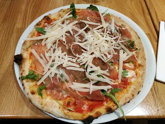 pizza e mozza paris les halles