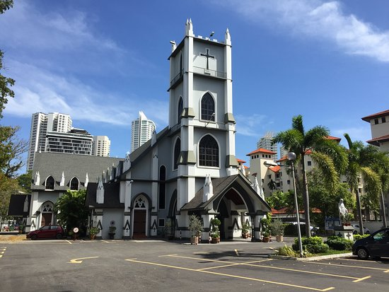 Hotels Near Church Of Immaculate Conception