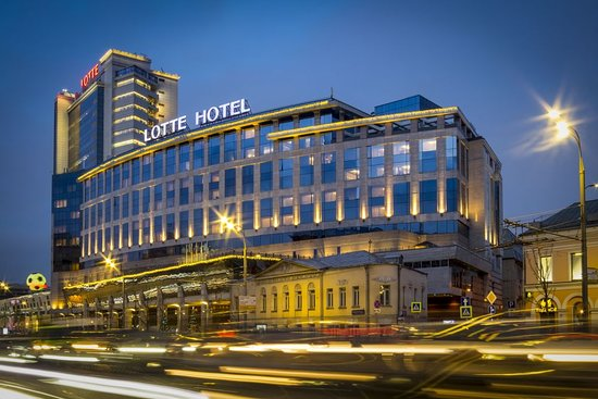 LOTTE HOTEL MOSCOW: 2019 Prices & Reviews (Russia) - Photos of Hotel - TripAdvisor