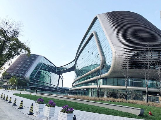 Sky SOHO (Shanghai) - 2020 All You Need to Know Before You Go (with Photos) - Shanghai. China   Tripadvisor