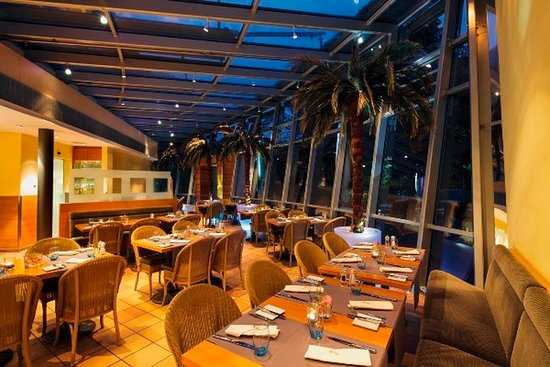 Restaurant Picture Of Movenpick Hotel Munchen Airport