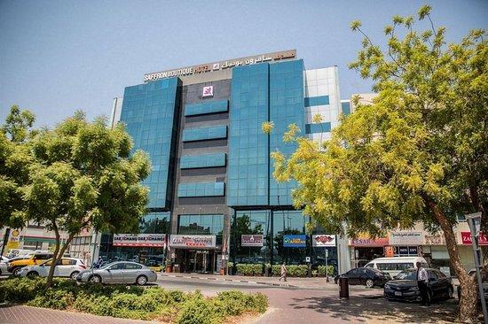 Saffron Boutique Hotel Reviews Dubai