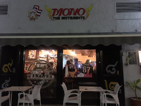 Mono Thai Calpe Ulasan Restoran Tripadvisor