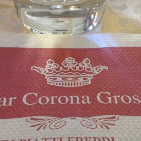 Bar Corona Grossa Saluzzo Corso Italia 68 Ristorante