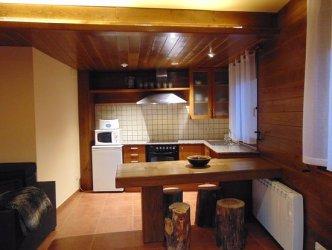 Cocina americana Picture of Apartaments Piteus Casa Dionis Sant Llorenc de Morunys Tripadvisor