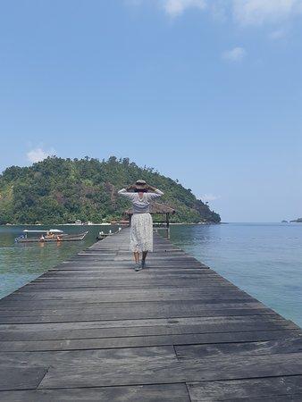 pulau padang trip - Ria vacation