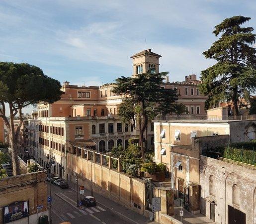 La Terrazza Rome  Via Ludovisi 49 Ludovisi  Restaurant