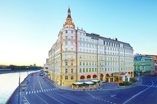 Tourist Trap Review Of Hotel Baltschug Kempinski Moscow