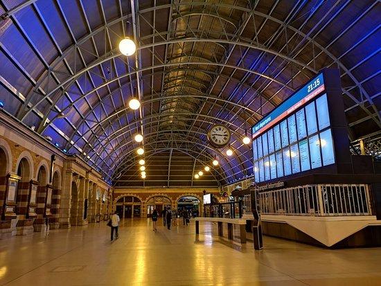 Central Railway Station Sydney Australia Review