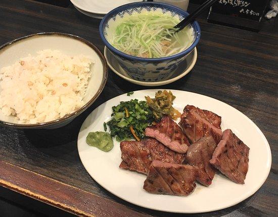 「仙台 牛タン 司」の画像検索結果