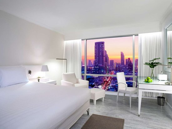 Pullman Bangkok Hotel G Thailand Ulasan Perbandingan