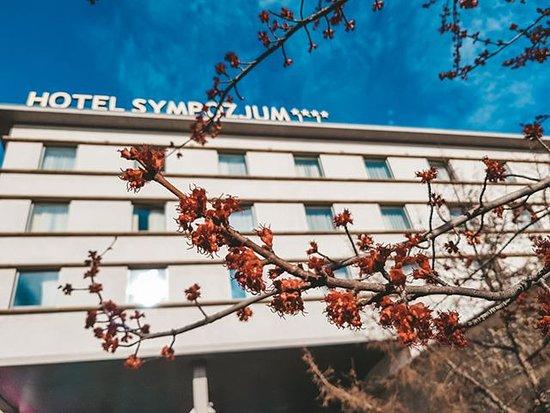 Sympozjum Hotel Krakow Polandia Review Hotel