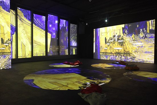 梵高在世:多感官體驗展覽 (香港) - 旅遊景點評論 - Tripadvisor