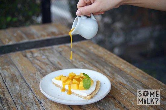 Some Milk Cafe Lom Sak Restaurant Reviews Photos