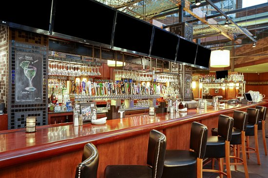 Bar Lounge Picture Of Holiday Inn Chicago Matteson