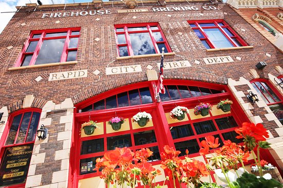 FIREHOUSE BREWING CO., Rapid City - Menu, Prices & Restaurant ...