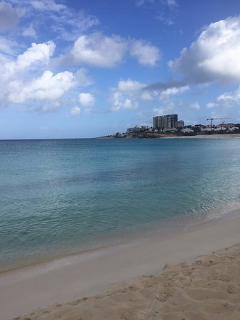 mullet bay beach st