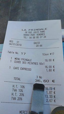 L'addition, s'il vous plait... - Paris Message Board