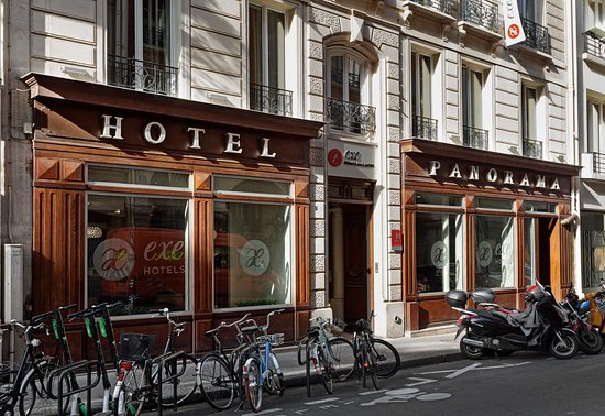 Very Good Hotel Near Gare Du Nord Review Of Exe Panorama