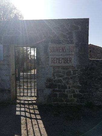 Centre De La Mémoire D'oradour-sur-glane : centre, mémoire, d'oradour-sur-glane, Entrance, Ruins, Oradour-sur-Glane, Picture, Centre, Memoire, D'Oradour,, Tripadvisor