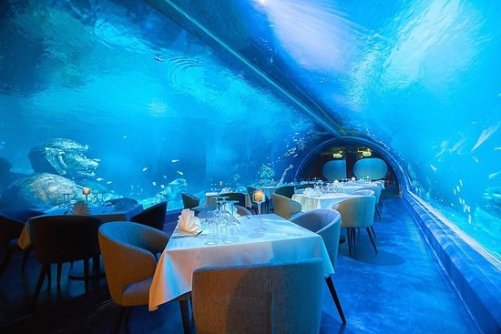 desc pic 6 - Underwater restaurant in Thailand stakes claim to largest in the world