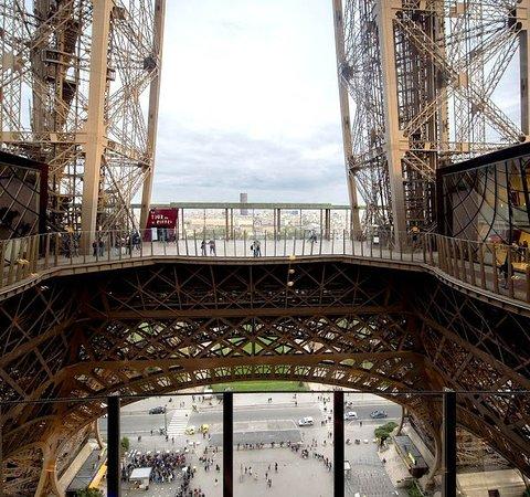 Eiffel Tower Picture Of 58 Tour Eiffel Restaurant Paris