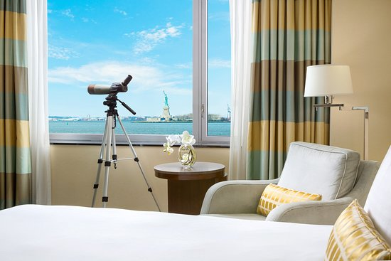 The 10 Closest Hotels To Statue Of Liberty New York City