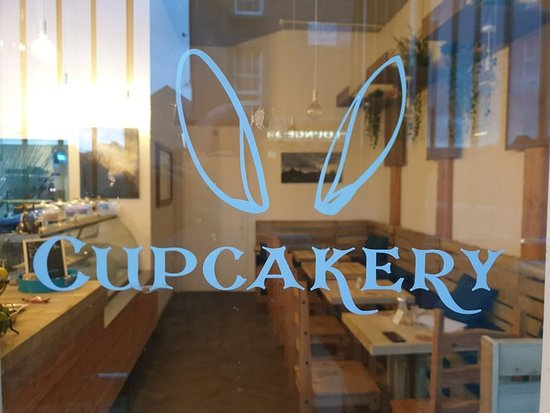 The White Rabbit Cupcakery Dundee Restaurant Reviews