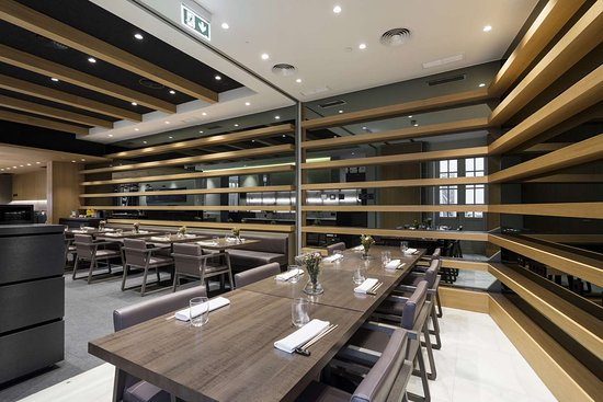 Restaurant Picture Of Doubletree By Hilton Madrid Prado