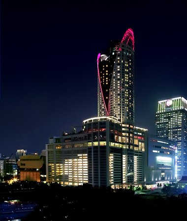 Great Stay In The Heart Of Bangkok Review Of Centara Grand