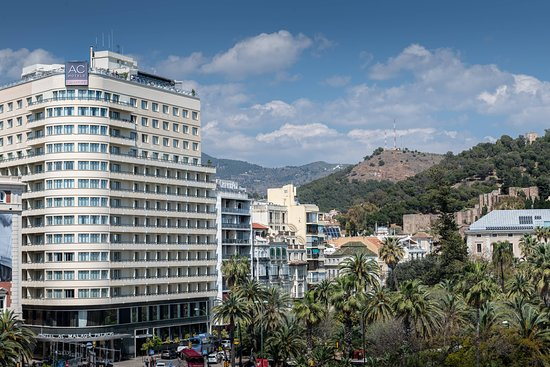 Fine Hotel Great Location Review Of Ac Hotel Malaga
