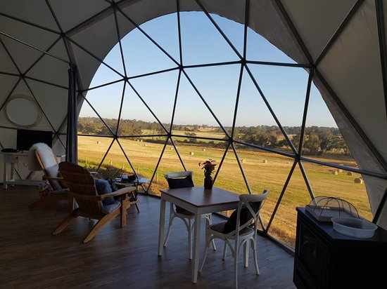 Mile End Glamping Prices Campground Reviews Yelverton