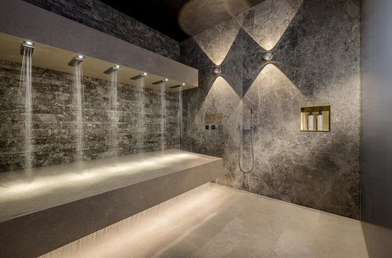 arlberg spa horizontal shower