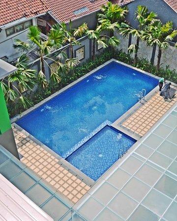 Emerald Hotel Pangandaran : emerald, hotel, pangandaran, Swimming, Picture, Emerald, Hotel,, Pangandaran, Tripadvisor