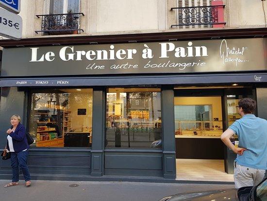 picture of le grenier a pain boulogne